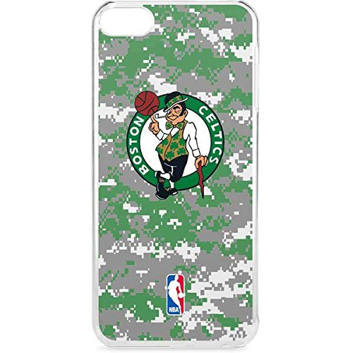 Skinit NBA Boston Celtics iPod Touch 6th Gen LeNu Case - Boston Celtics Digi Camo Design - Premium Vinyl Decal Phone Cover (Snap Celtics Boston)