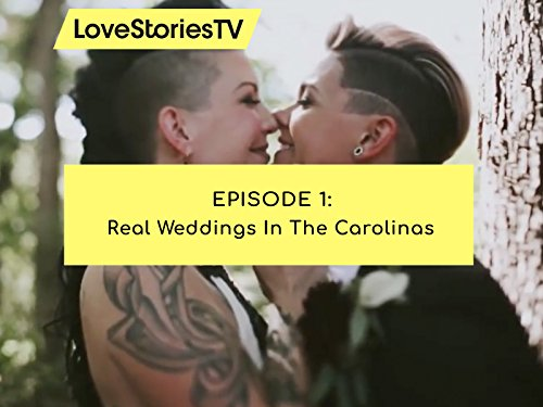 Real Weddings in the Carolinas: Charleston, Smyrna, Asheville, Raleigh, and Durham (City Canada Hall)