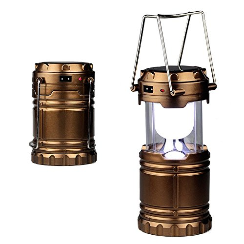 LED Camping Lanterns Lights Ultra Bright Water Resistant Collapsible 30 LED