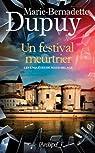 Les enquêtes de Maud Delage, tome 3 : Un festival meurtrier par Dupuy
