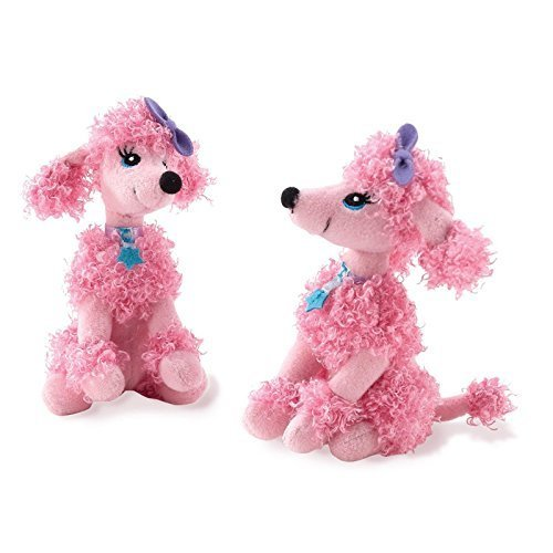 (Pink Poodle Mini Plush (1))