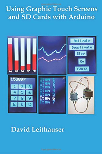 Download Using Graphic Touch Screens and SD Cards with Arduino PDF