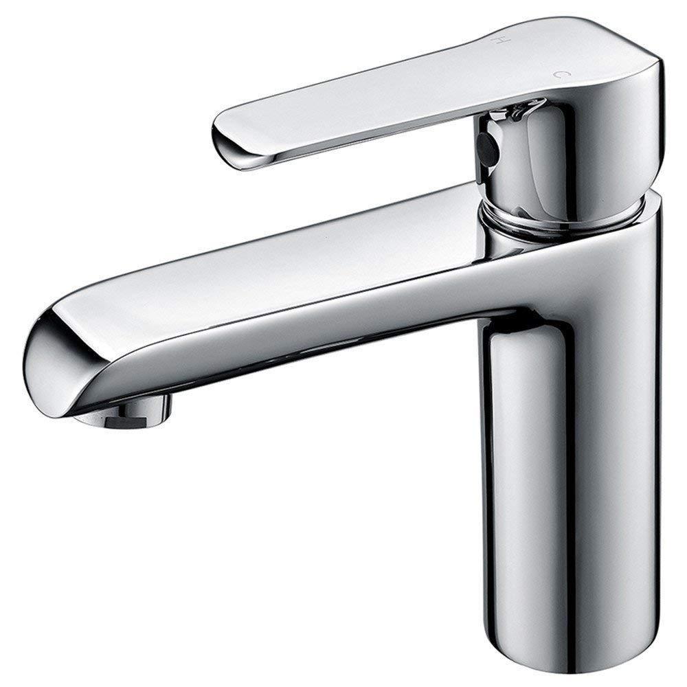 Willsego lanzamiento lavabo grifo ba era de cobre fr a y for Grifos de cobre
