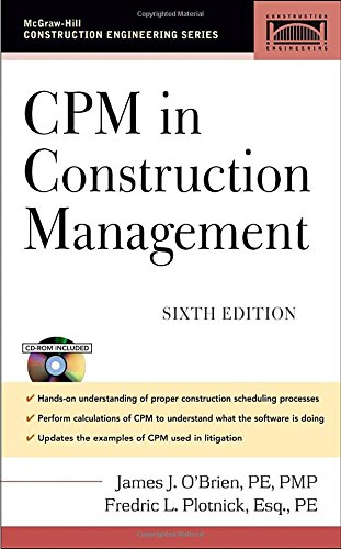 CPM in Construction Management (Pro Engineering)