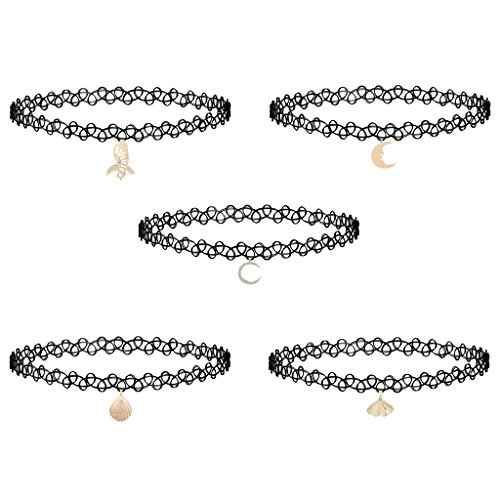 Eagle Choker Necklace - 6