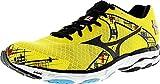 Mizuno Women's Wave Inspire 10 Running Shoe,Yellow,12 B US