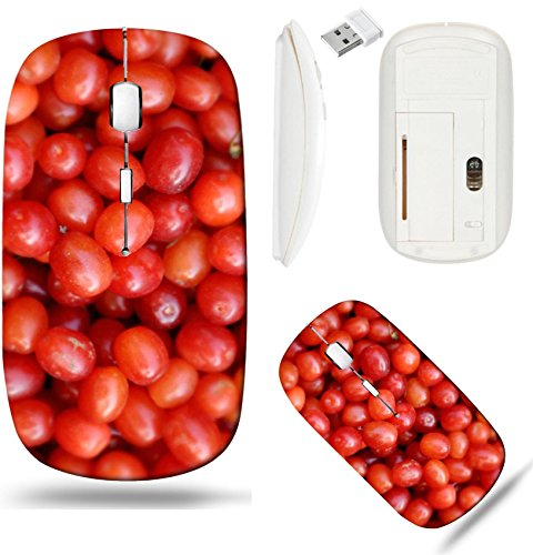 Liili Wireless Mouse White Base Travel 2.4G Wireless for sale  Delivered anywhere in USA