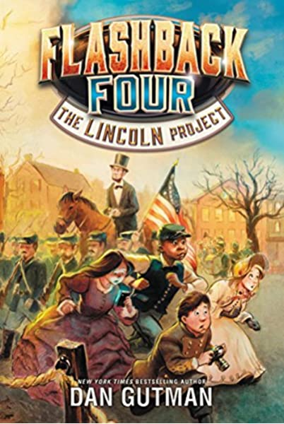 Flashback Four: The Lincoln Project book cover