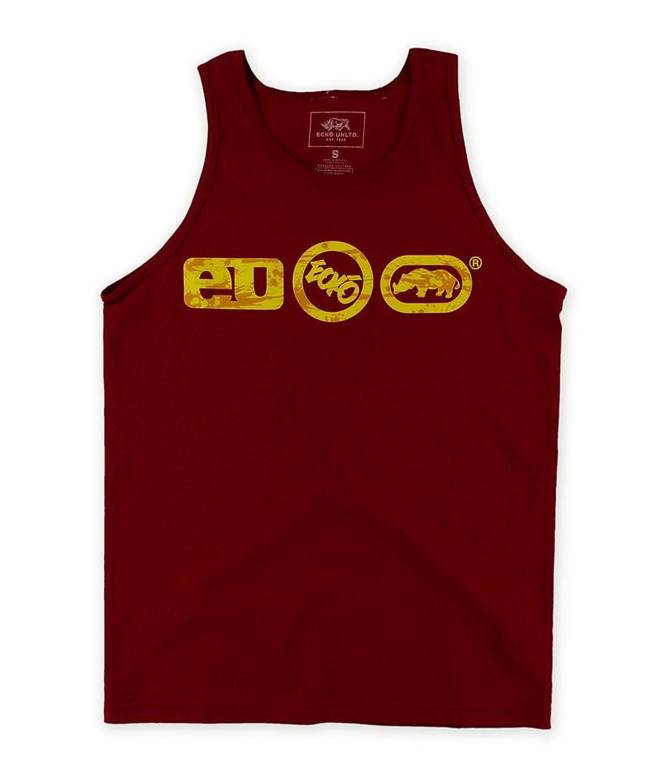 Ecko Unltd. Mens Logo Splash Tank Top