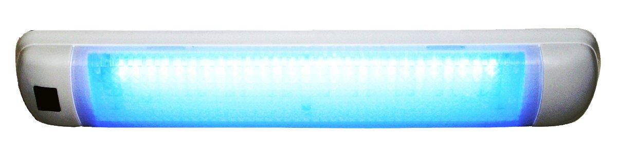 Aqua Signal 12V//24V LED Multi-Purpose Light White 16531-7