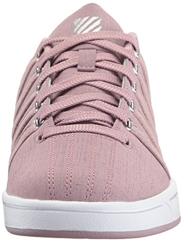 K-Swiss Women's Court Pro II SP CMF Fashion Sneaker Deauville Mauve/Frost Gray/White enjoy sale online new arrival cheap online clearance 100% original clearance perfect looking for sale online Bl3SMKJuH