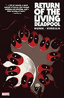 Return Living Deadpool Cullen Bunn ebook product image