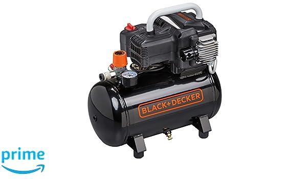 Black+Decker NKBN304BND309 Compresor de Aire, 230 V: Amazon.es: Bricolaje y herramientas