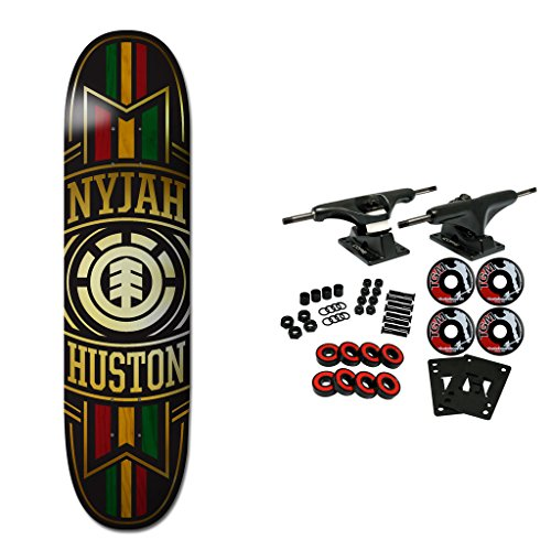 Element Skateboard Complete Nyjah Elite 7.6″