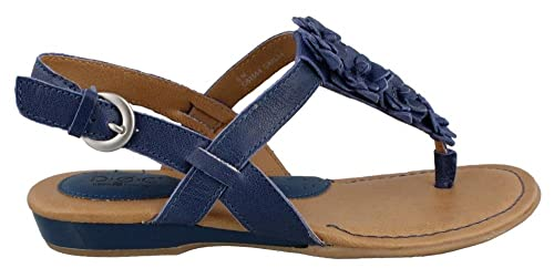 5055903e4bc Image Unavailable. Image not available for. Color  B.O.C. Women s Sonoran  Leather Thong Sandals
