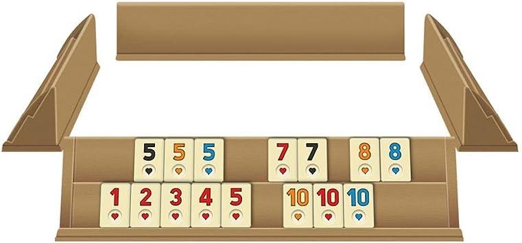 Master Games Rummy /Juego Rummikub / Romme / Juego de Mesa / Okey Set: Amazon.es: Juguetes y juegos