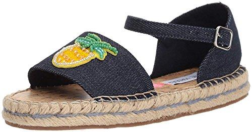 Jluao Flat Sandal, Multi, 2 M US Little Kid ()