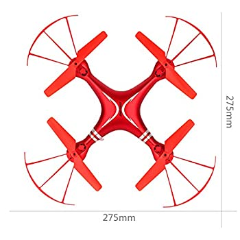 2018 NEW ZSC-1 Drone with Camera,Anti-hit Quadcopter with Altitude Hold Headless Mode for Beginners
