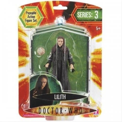 Doctor Who Series 3 > Lilith Action Figure by Underground Toys