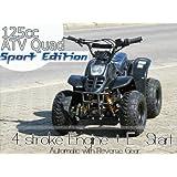 QUAD ATV 125CC SPORT EDITION RW GANG BIG FOOT KXD 001
