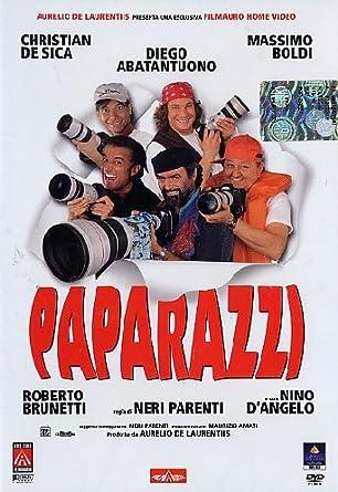 Risultati immagini per Paparazzi de sica