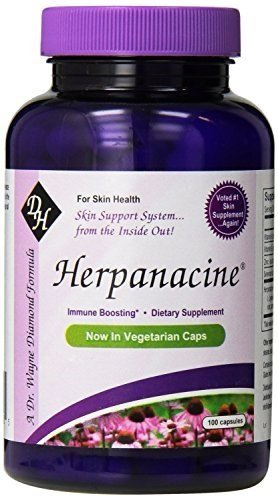 (Herpanacine Skin Support System 100 Capsules)