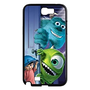 ANCASE Custom Color Printing Monsters, Inc Phone Case For Samsung Galaxy Note 2 N7100 [Pattern-6]