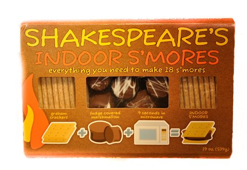 Shakespeares 8260 Indoor Smores Kit