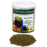 buy Mung Bean Sprouting Seeds - 5 Lb Resealable Can - Certified Organic, Non-GMO now, new 2018-2017 bestseller, review and Photo, best price $28.95