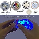 Small Submersible LED Lights Mini Waterproof LED