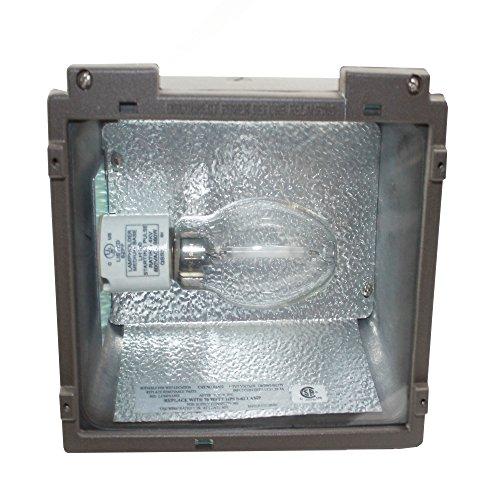 Nsi Bronze FLC70S Compact Flood Light Glass Lens With Lam...