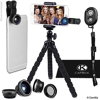 Amazon Com Smartphone Photography Kit Flexible Cell