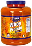 Kyпить NOW Sports Dutch Chocolate Whey Protein, 6-Pound на Amazon.com