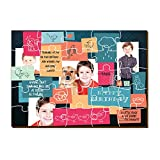Personalised Gift Puzzle Game Birthday Gift for your Gift for Sister Gift for Brother Gift for Son and Gift for Daughter
