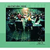 Live '74: At The Cliffs Of River Rhine by Agitation Free (2009-01-13)