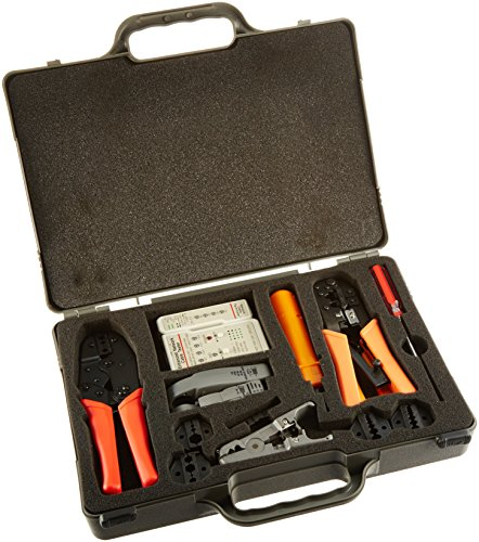 C2G/Cables to Go 27385 Network Installation Tool Kit, TAA Compliant