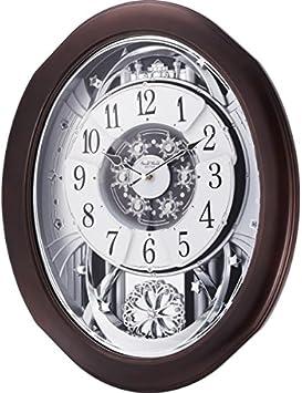 Rhythm Anthology Espresso 4MH869WU06 - Reloj de pulsera (tamaño pequeño)