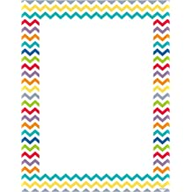 Creative Teaching Press Chevron Computer Paper (7119)