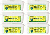 Earthbath All Natural Grooming Wipes, Hypo-Allergenic and Fragrence Free - Pack of 6