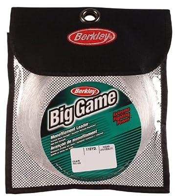 Berkley Trilene Big Game Monofilament Leader Wheel