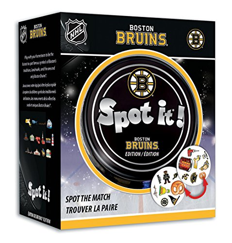 MasterPieces NHL Boston Bruins Spot It