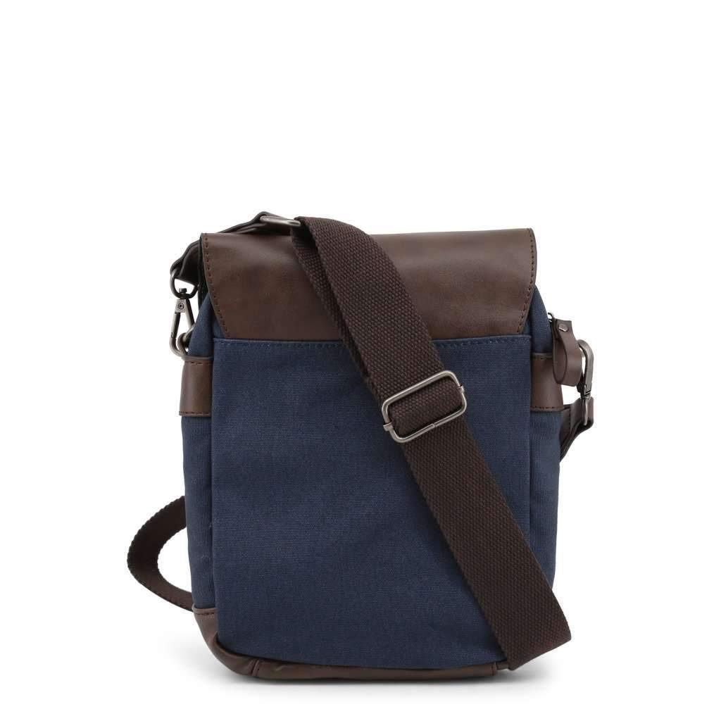 Carrera Jeans Mike Men Blue Crossbody Bags