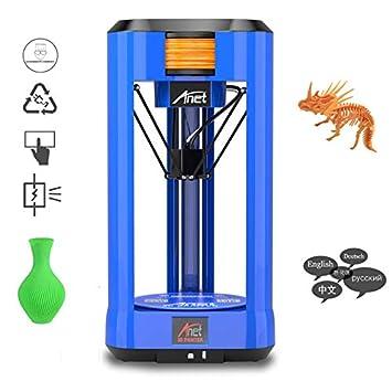 BESTSUGER Impresora 3D, 2,8 Pulgadas en Color Pantalla ...