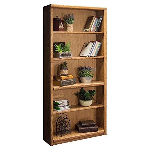 Legends Furniture CC6672.Lto Contemporary Bookcase, 72
