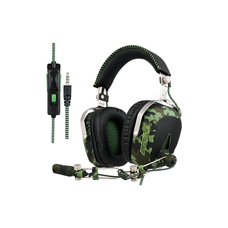 SADES SA926 Gaming Headset Stereo Wired