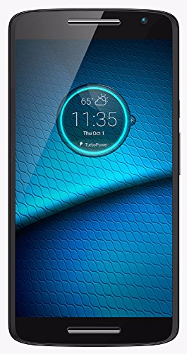 Motorola Droid MAXX 2 XT1565B 16GB 4G LTE Verizon Wireless CDMA No-Contract Smartphone w/ 48 Hour Battery Life - Black