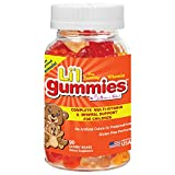 Mama's Select Li'l Gummies - Kids Complete MultiVitamin and Minerals Supplement - Supports Children Nutritional Needs Contain Vitamins A, C, D, E, B & More - Great Tasting Gummy Vitamins!