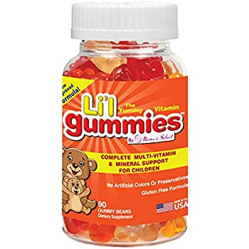 Amazon.com: Para niños Gummies – Complete Multivitamin Y ...