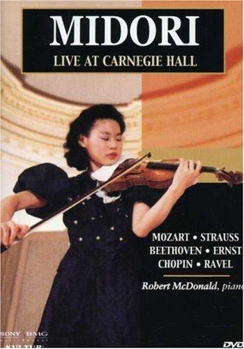 Midori - Live at Carnegie Hall / Robert McDonald by Kulter