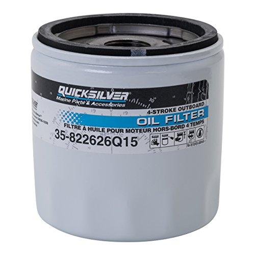 Quicksilver Filtro de aceite–Mercury & Mariner v-225V-64tiempos outboards Filtro de aceite...